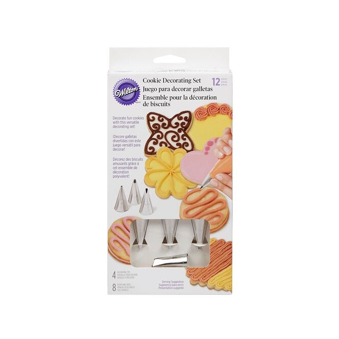 Cookies Decorating Set - Wilton