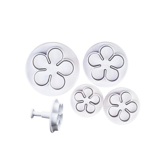 4 professional cutter - Flowers - Stätder
