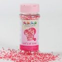 FunCakes Nonpareils - Lots of Love - 80g