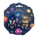 Space Cutters - 2 pcs - Decora
