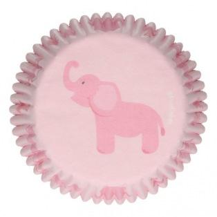 Baking Cups - Baby Girl - Funcakes