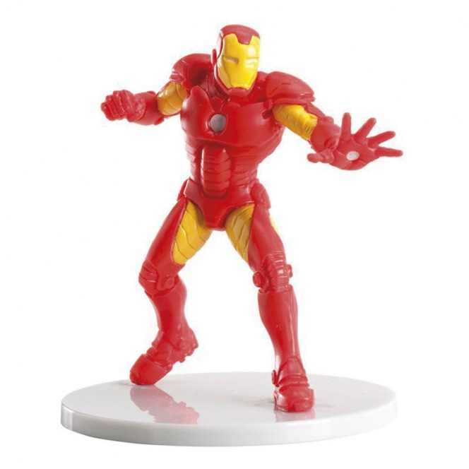 PVC Set Iron Man - Dekora