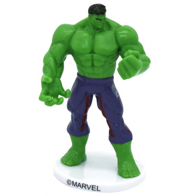 PVC Set The Hulk - Dekora