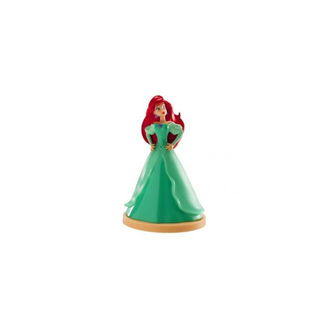 Figurine - The Little Mermaid - Ariel in dress - Dekora