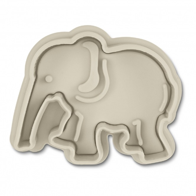 Cutter with Stamp Elephant - Stadter