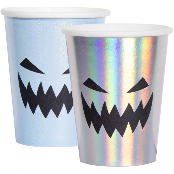 6 Shiny Cups - Creepy Smile - Folat