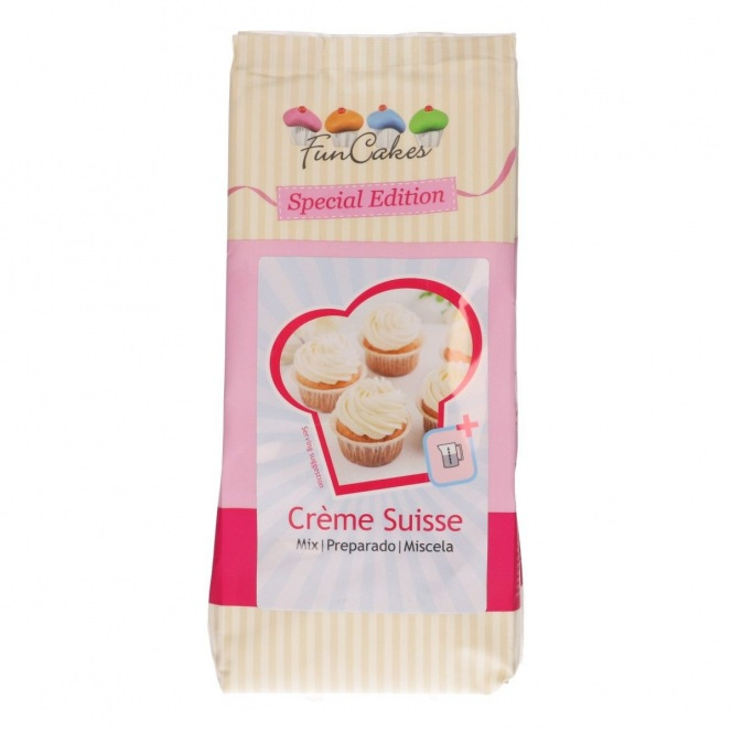 Mix For Crème Suisse 500g - Funcakes