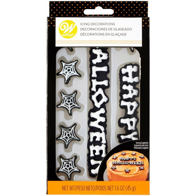 Decorating Kit - Happy Halloween - Wilton