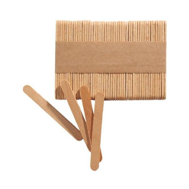 Mini Popsicle Sticks - 100 pcs - Silikomart