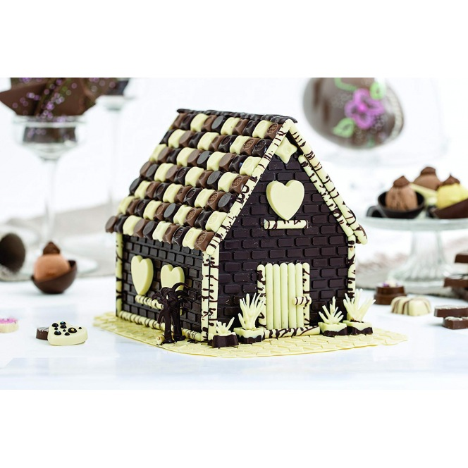 Decora - Gingerbread House Cutter Set - 8 pcs