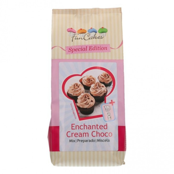 FunCakes Special Edition Mix for Enchanted Cream Choco 450g