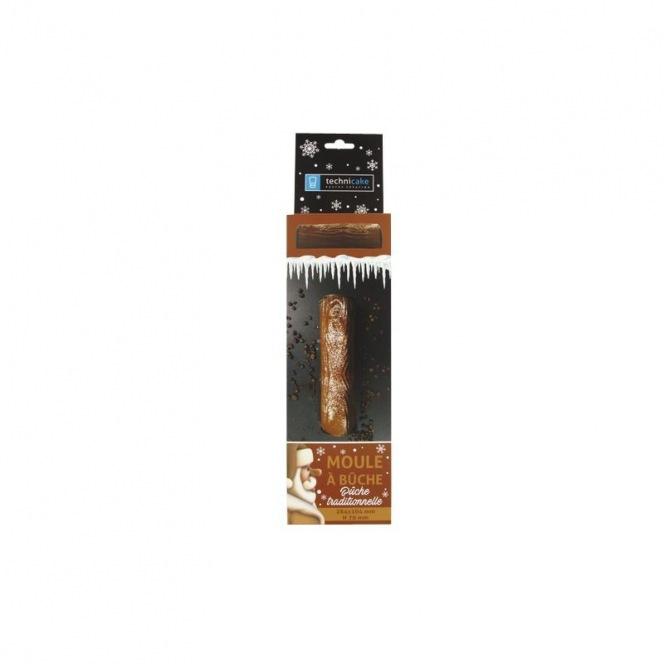 Logs Mold - Traditional Log - Patisdecor