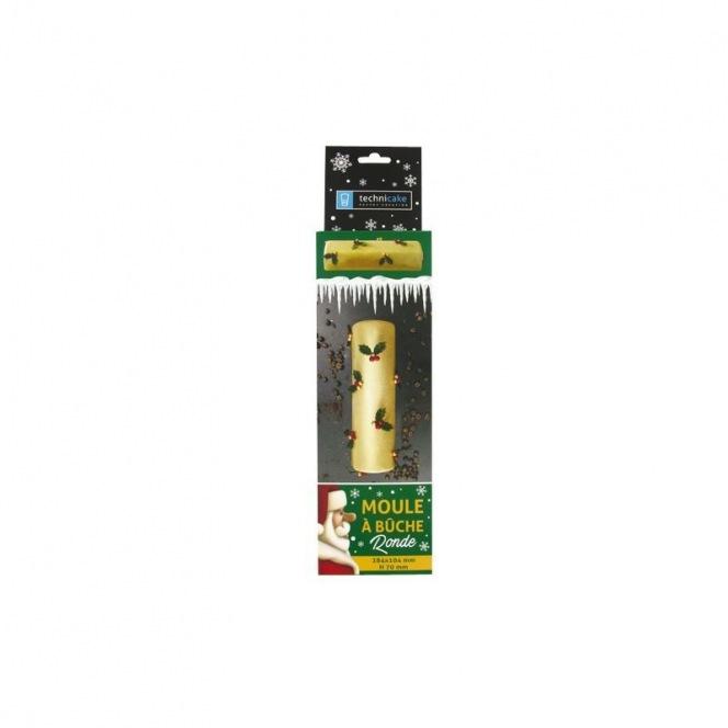 Logs Mold - Smooth - Patisdecor