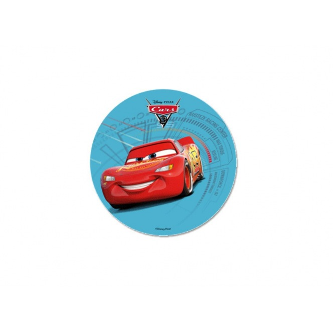 Wafer disc - Cars - 20cm