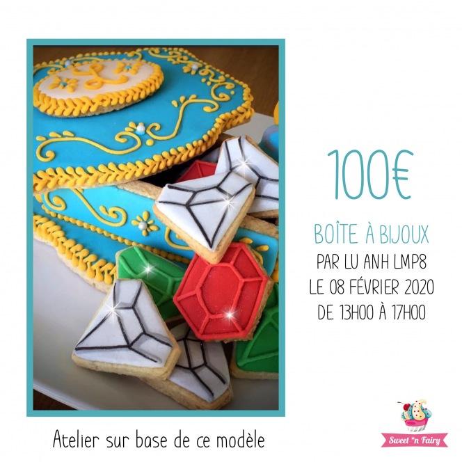 La boite à bijoux par Lu-Anh
