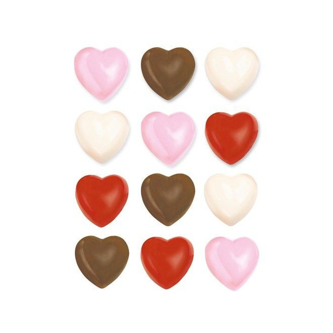 Candy Mold Hearts - Wilton