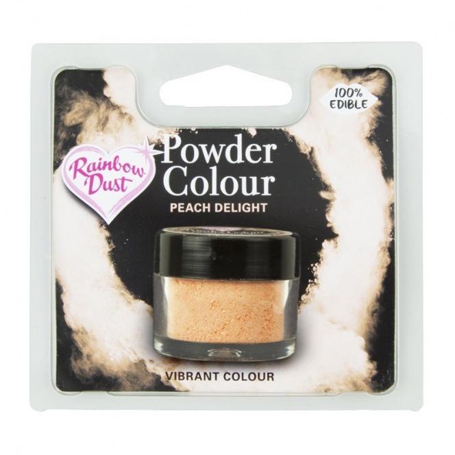 Dusting Powder Peach Delight Rainbow Dust 4g