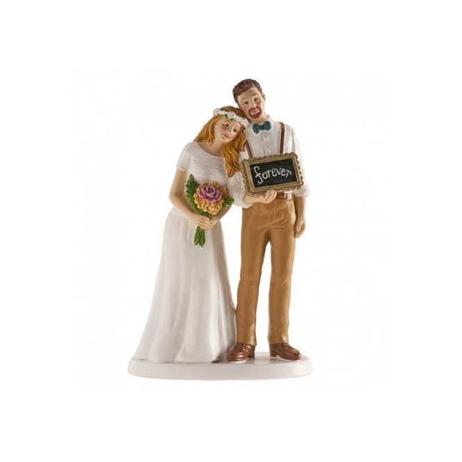 Wedding couple London Figurine - 16cm - Dekora