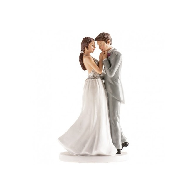Wedding couple Vienna Figurine - 16cm - Dekora