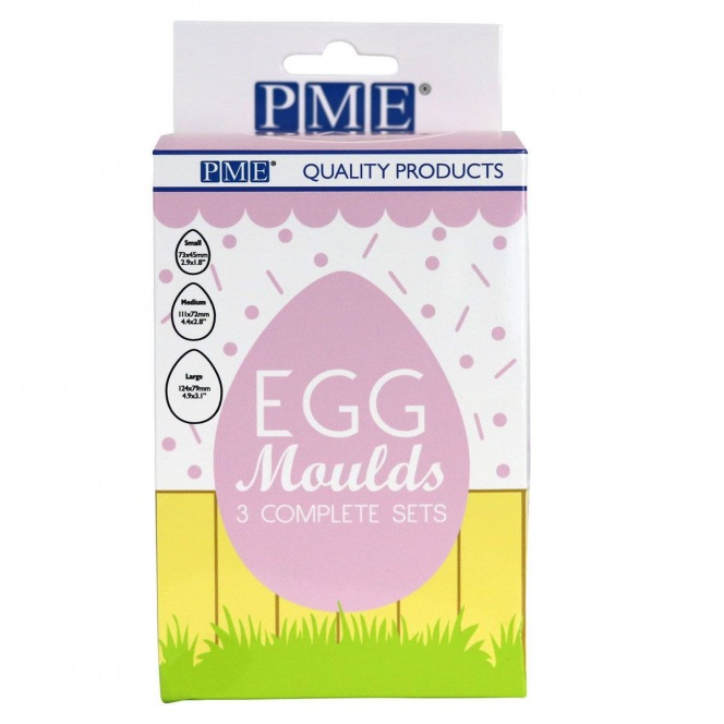 Egg Moulds - PME