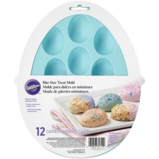 Silicone Treat Mold - Egg - Wilton