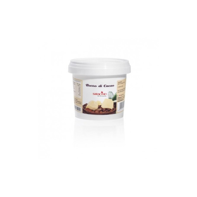 cocoabutter 200g - Saracino