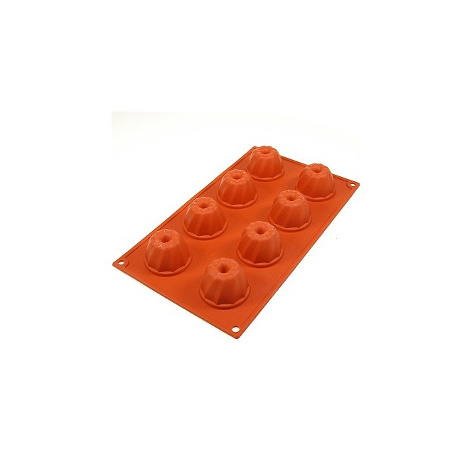 Silicone Mold - Small Gugelhupf