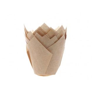 Culpitt Tulip Baking Cups Caramel pk/50