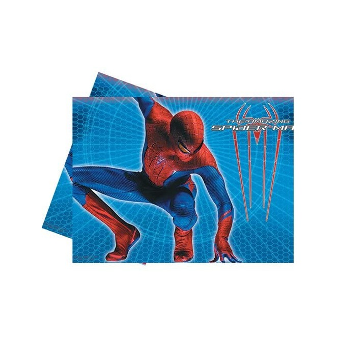 Plastic Tablecover - Spiderman