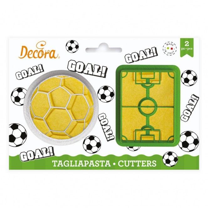 Soccer - 2 pcs - Decora
