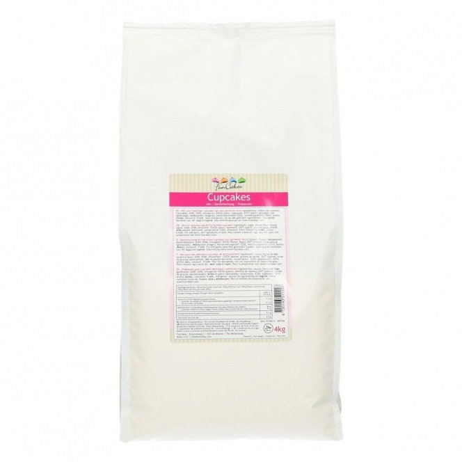 FunCakes Mix for Cupcakes 5kg -Bucket-