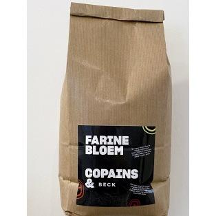 Copains & beck - Wheat Flour - 2,5kg