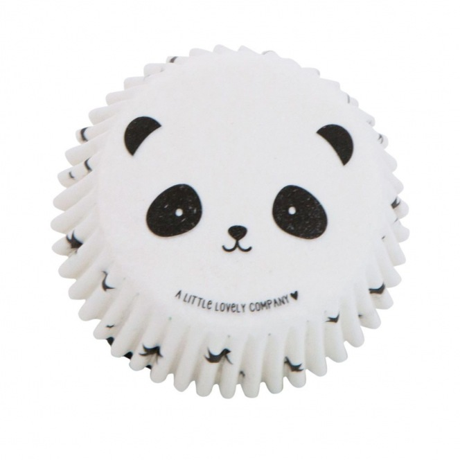 Baking Cups - Panda 50pcs