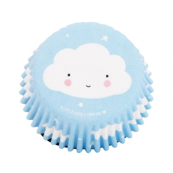 Baking Cups - Clouds 50pcs