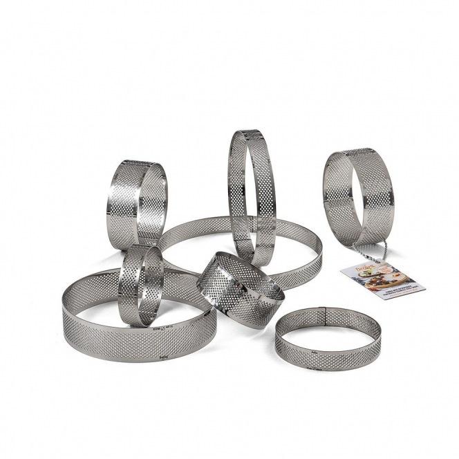 Decora - Perforated Baking Circle - Ø20cm