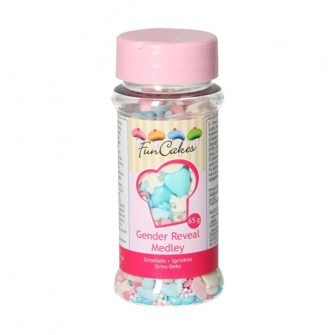 FunCakes Gender Reveal Medley 65g