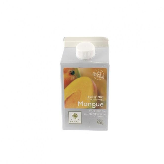 Mango Purée - 500g - Ravifruit