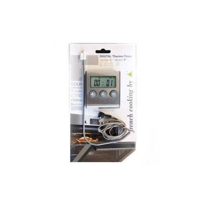 Digital Thermo/Timer - French Cooking