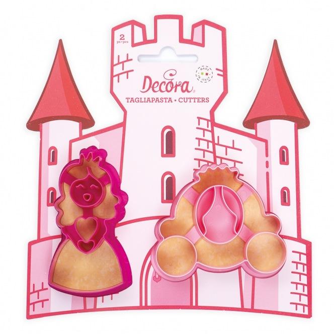 Princess & Carriage Cutters - Decora
