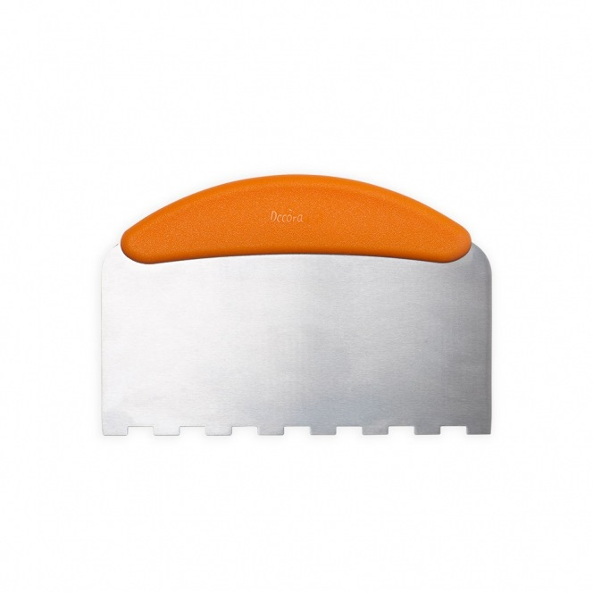 Serrated Blade Scraper - Decora