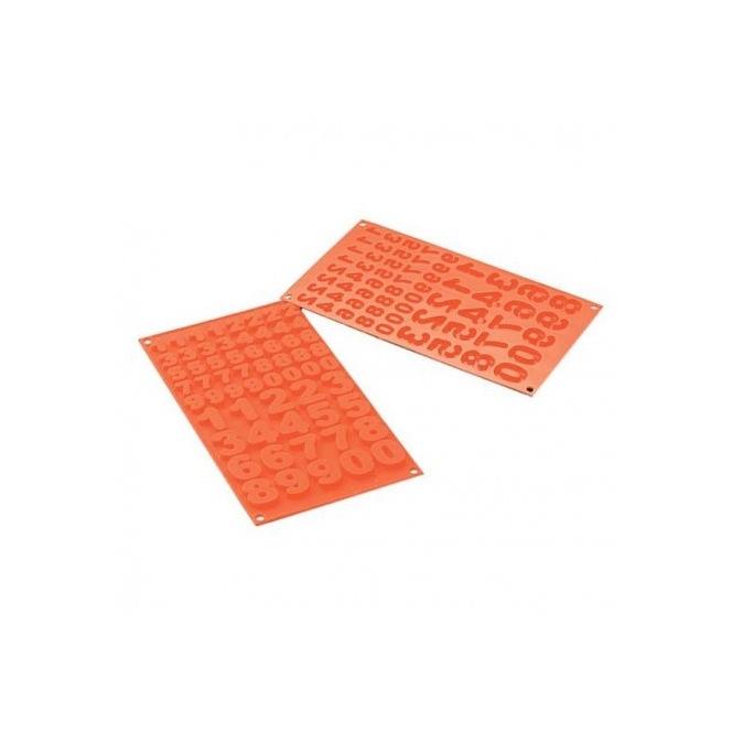 Silicone Mold - Choco 123 - Silikomart