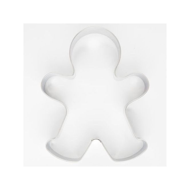 Cookie Cutter - Gingerbread man - 9,5cm - Patisse