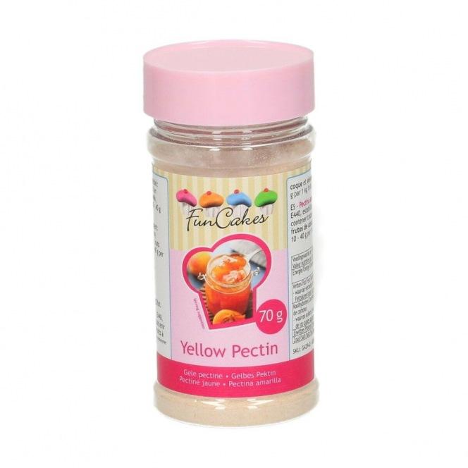 Yellow Pectin - 70g - Funcakes