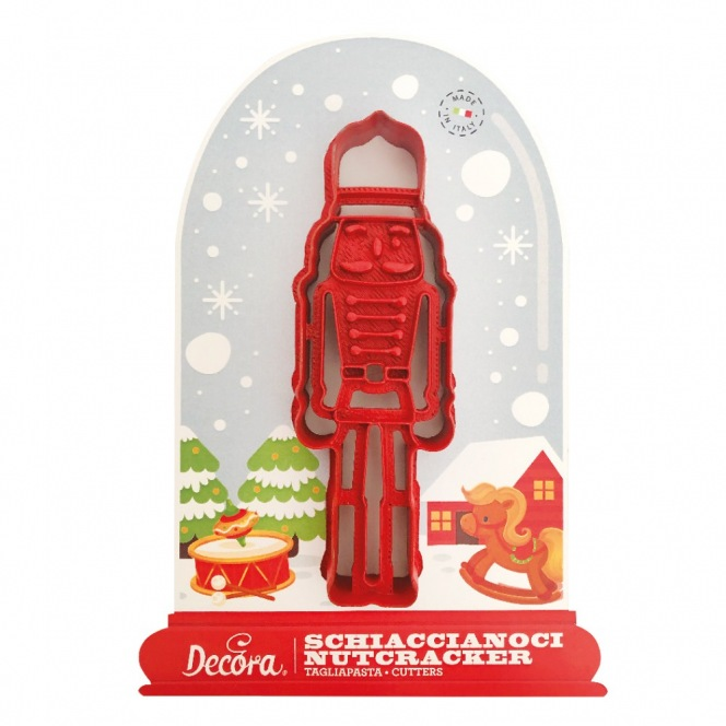 Cutter - Nutcracker - Decora