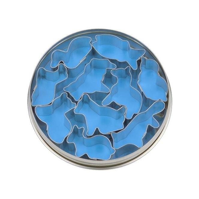 Set emporte pièces - étoiles - 6 pc
