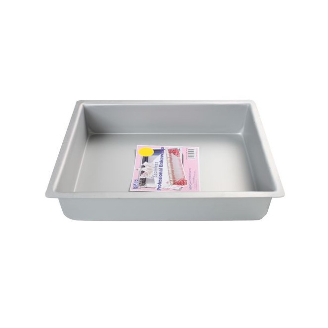 PME Deep Rectangle Pan 27,5 x 37,5 x 7,5cm