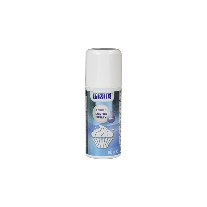 Edible glaze spray - Blue - 100ml - PME