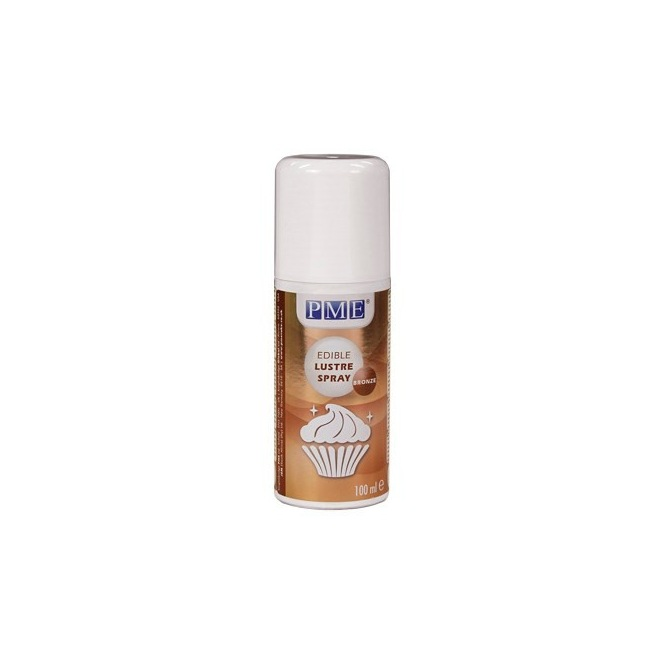 Lustre Spray BRONZE 100ml PME