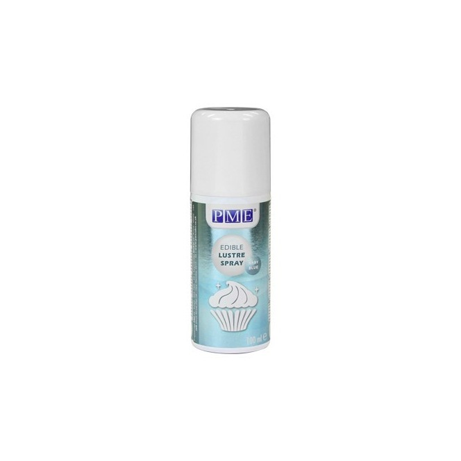 Edible glaze spray - Baby Blue - 100ml - PME
