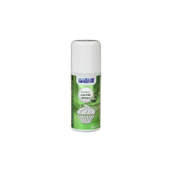 Lustre Spray Green 100ml PME